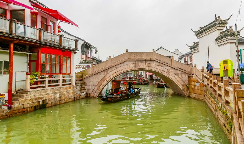 Zhujiajiao Half Day Tour from Shanghai