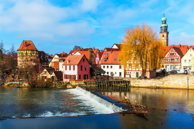 7-Day Central Europe Tour Package: Vienna to Frankfurt