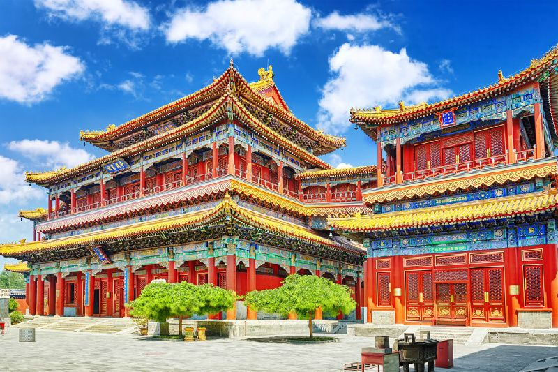 Beijing Mosque & Temples Private Tour