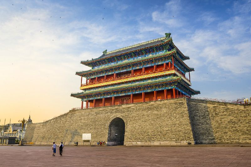 Beijing Day Tour: Tiananmen Square, Forbidden City and Mutianyu Great Wall