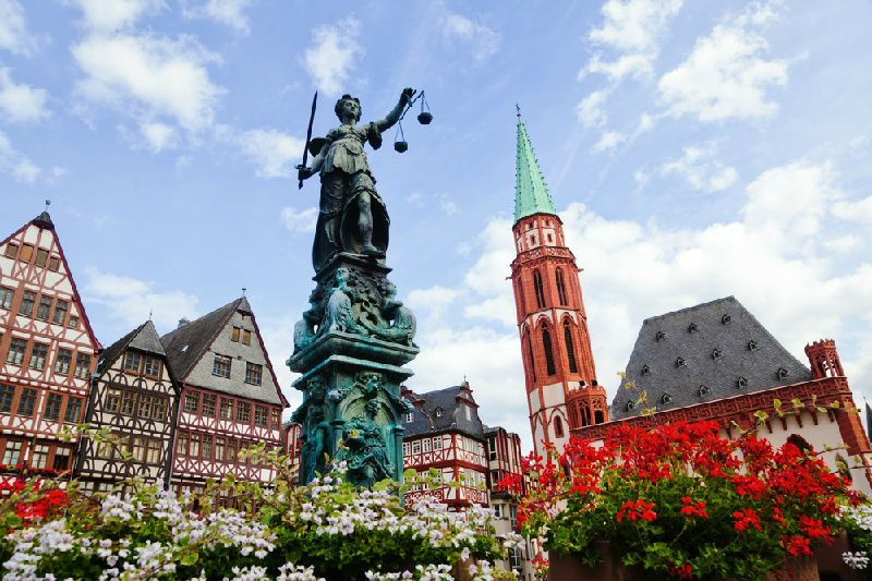 4-Day Frankfurt City Break w/ Day Trip to Heidelberg