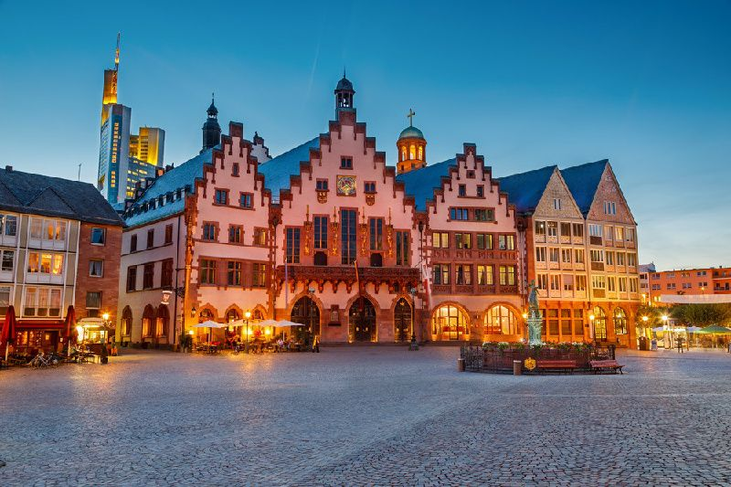 4-Day Frankfurt City Break with Rhine Valley Day Trip
