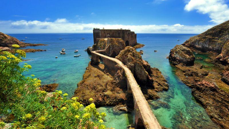 Berlenga Island Day Trip from Lisbon