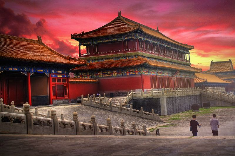 Beijing City Full Day Private Tour