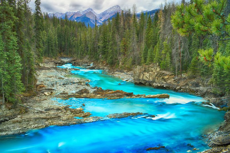 3-Day Relaxing Canadian Rockies Tour