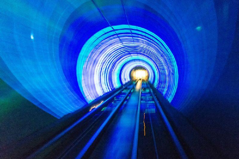 Half-Day Tour of The Bund, Bund Sightseeing Tunnel and Oriental Pearl Tower