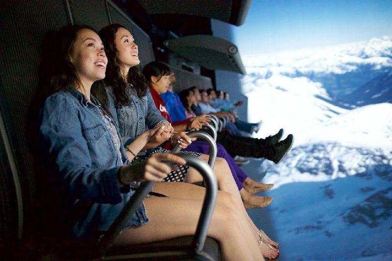 FlyOver Canada Ticket