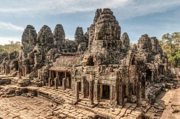 Angkor Wat Tour From Siem Reap