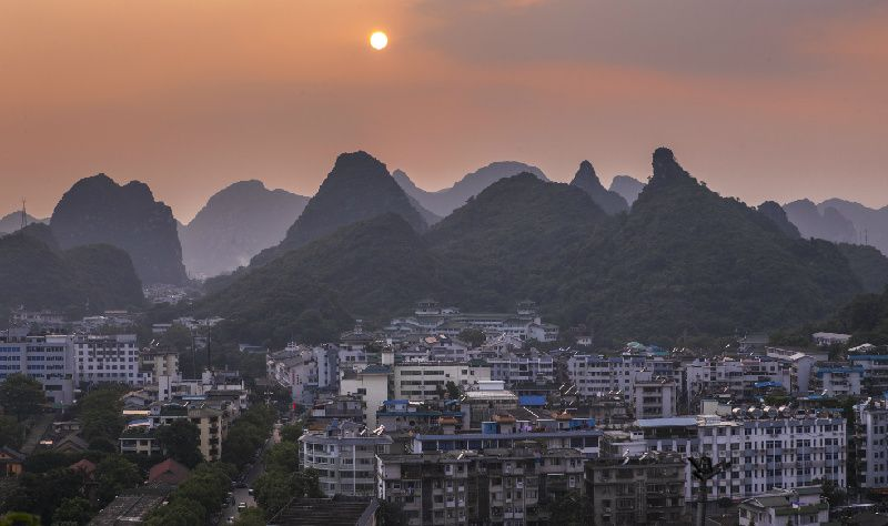 Guilin Private Day Tour: The Essentials of Guilin Including Elephant Trunk Hill