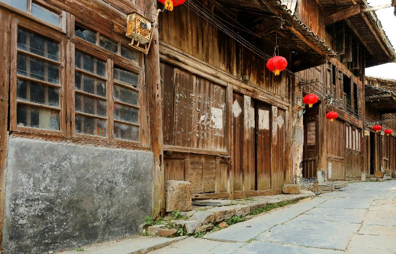 Guilin Private Day Tour: Daxu Old Town and Yaoshan Tea Plantation