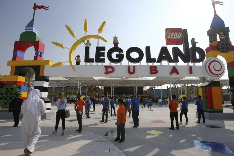 Legoland Dubai Ticket