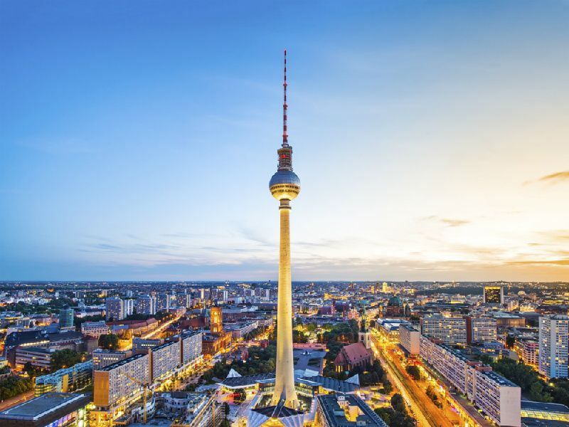 9-Day Central Europe Holiday: Berlin to Vienna