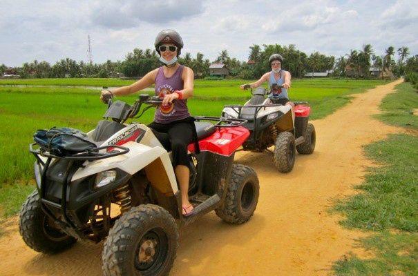 Half-Day Siem Reap Countryside Quadbike Tour