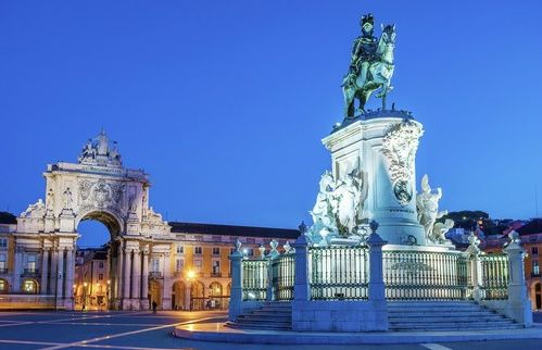 22-Day Central and Southern Europe Holiday: Berlin to Lisbon