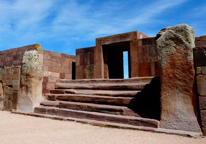 Private Half-Day Tiwanaku Ruins Tour From La Paz