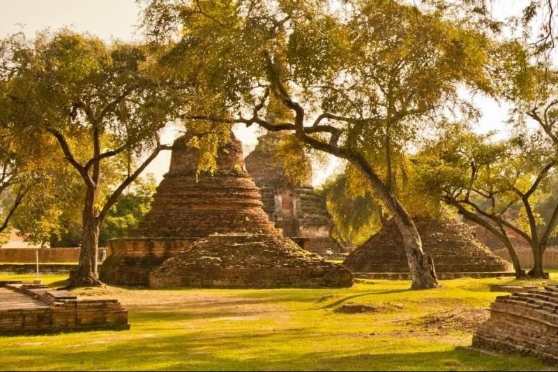 Ayutthaya Day Tour W/ River Cruise & Lunch