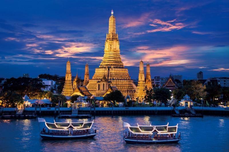 Chao Phraya Cruise with Dinner