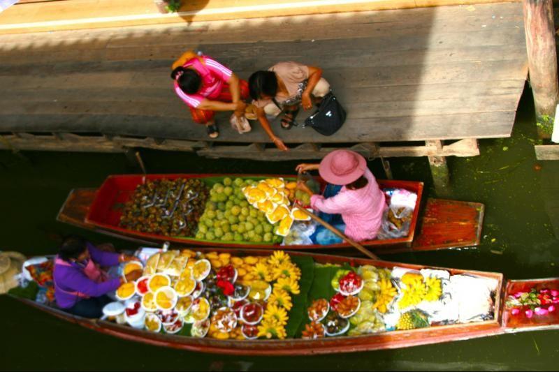 Damnoen Saduak Floating Market Day Trip From Bangkok
