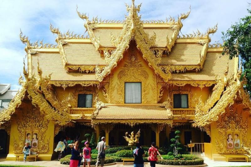 Full Day Chiang Rai & Golden Triangle Tour from Chiang Mai (Private basis)