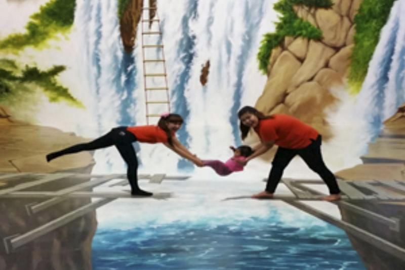 Admission to Trickeye - 3D Painting Museum in Phuket