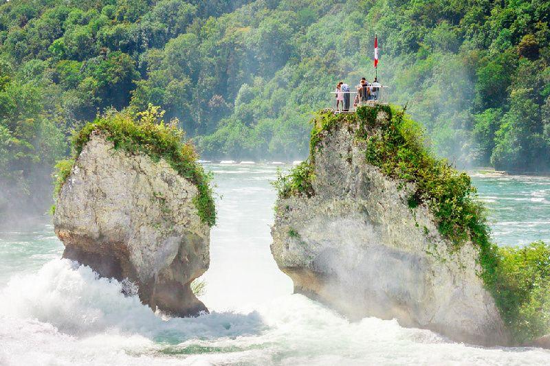Rhine Falls Day Trip + Zurich City Tour