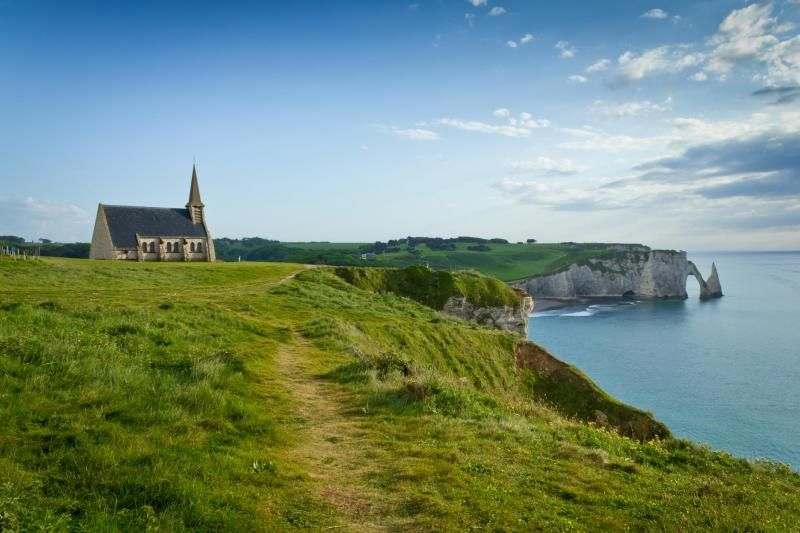 2-Day Normandy Tour from Paris W/ Mont Saint-Michel and Saint-Malo