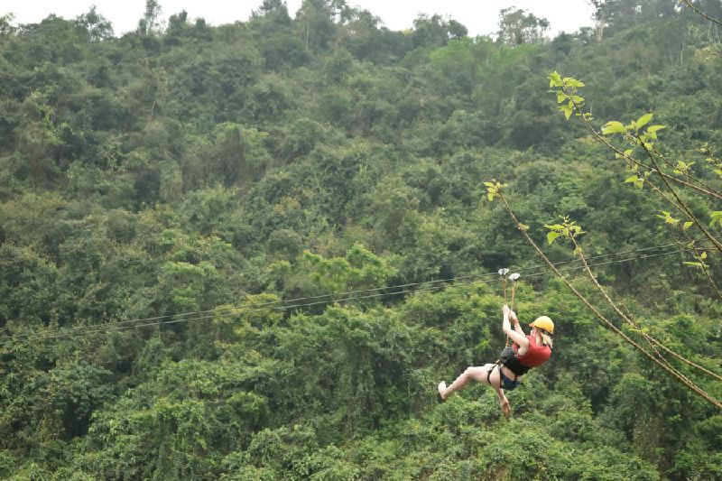 Hue Ziplining & Highwire Adventure
