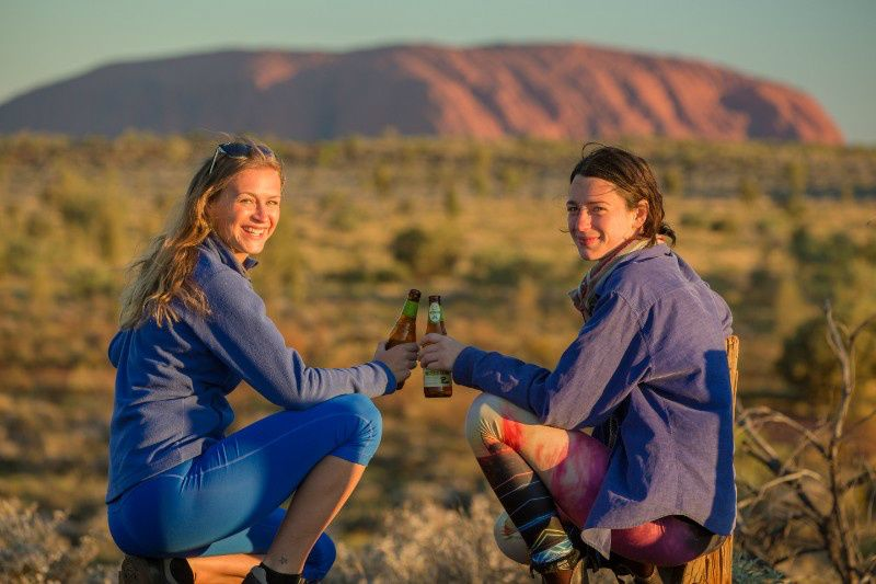 10-Day Red Centre Adventure Tour: Alice Springs to Darwin