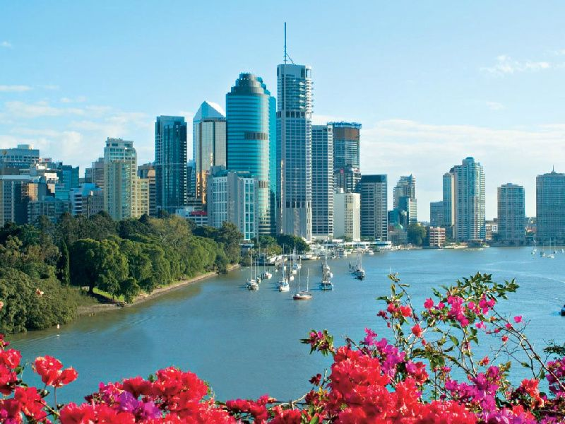 Grand Brisbane City Tour