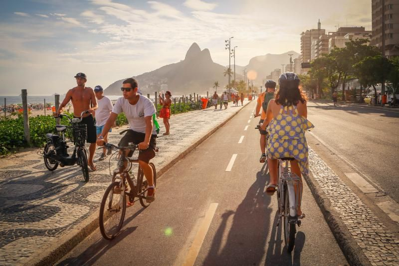 Copacabana & Ipanema Bike Tour