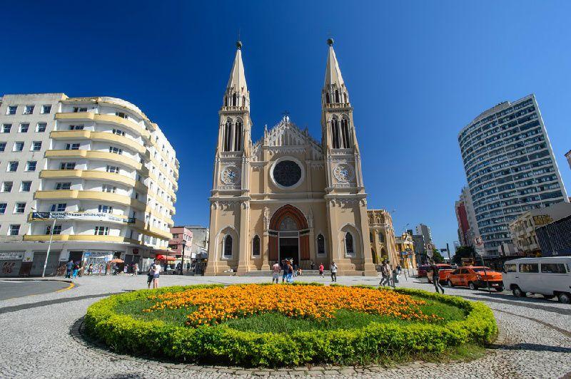 Private Half Day Curitiba City Tour