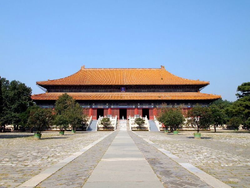 Beijing Small Group Tour: Badaling Great Wall & Ming Tomb