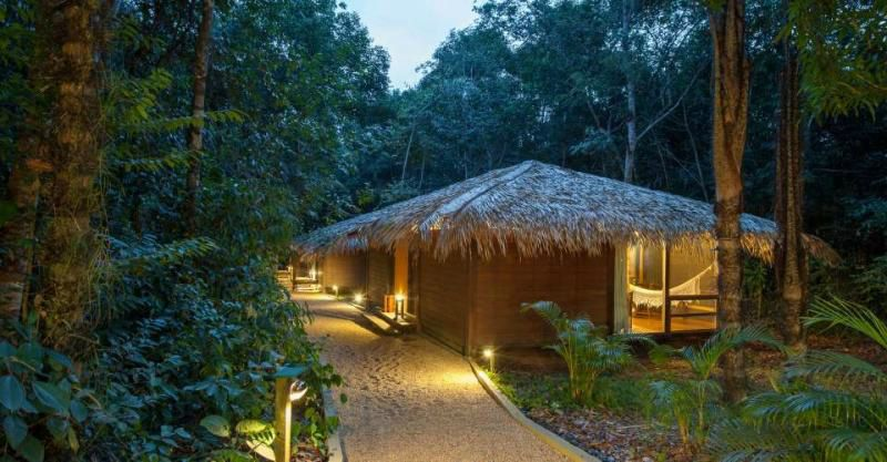 3-Day Anavilhanas Jungle Lodge Tour Package