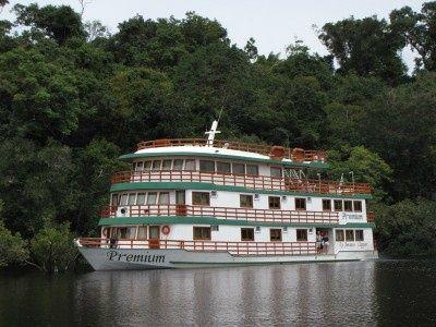 3-Day Premium M/V Amazon Clipper - Amazon River Cruise