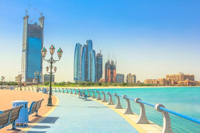 Abu Dhabi Tour From Dubai w/ Shiekh Zayed Mosque