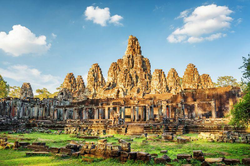 5-Day Highlights of Cambodia Tour