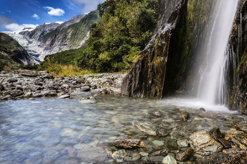 5-Day Franz Josef Glacier & Tranz Alpine Tour From Queenstown