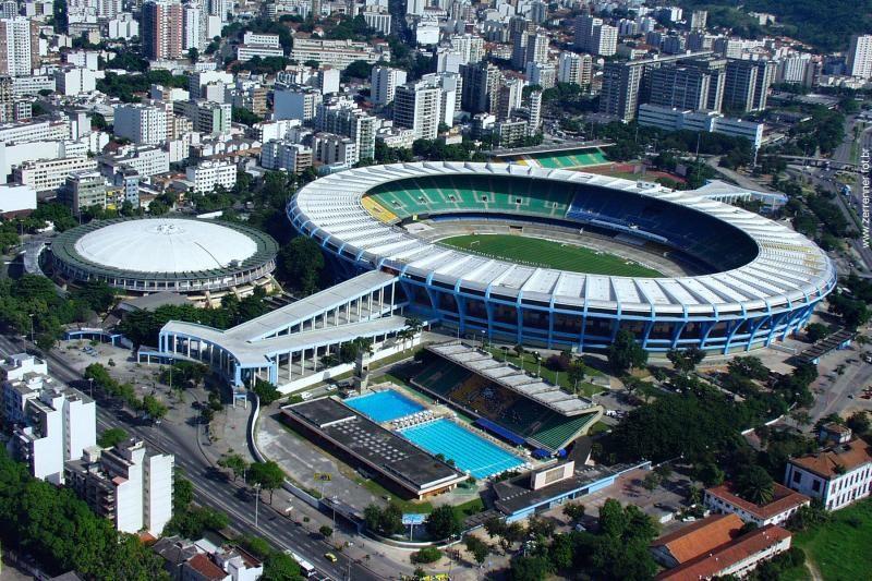 Rio de Janeiro Football Match