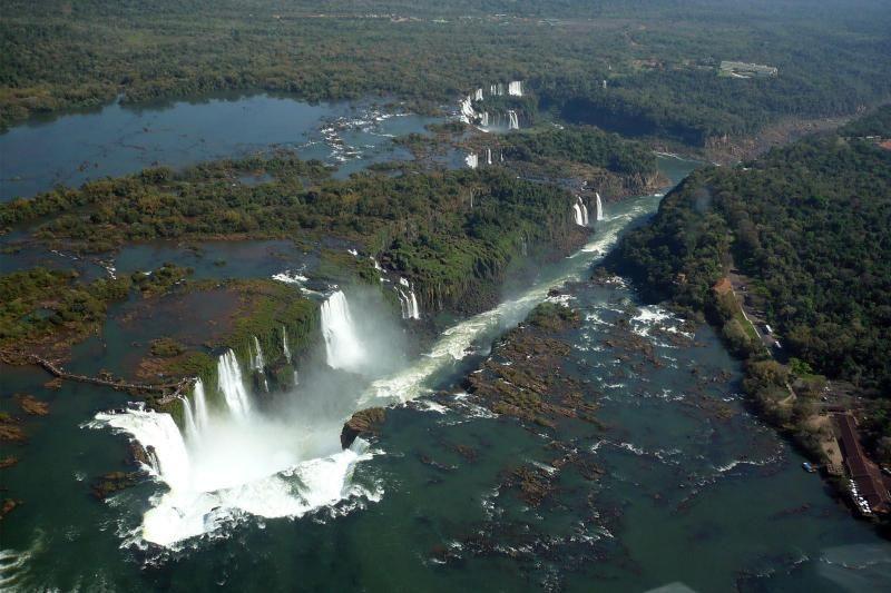 2-Day Iguazu Falls & Itaipu Dam Tour