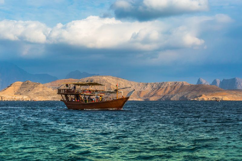 Musandam & Dibba Day Cruise From Dubai W/ Lunch