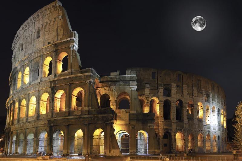 Underground Colosseum Night Tour