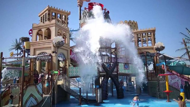 Yas Waterworld Ticket & Transfer From Dubai