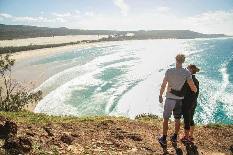 1-Day Fraser Island Tour With Buffet Lunch