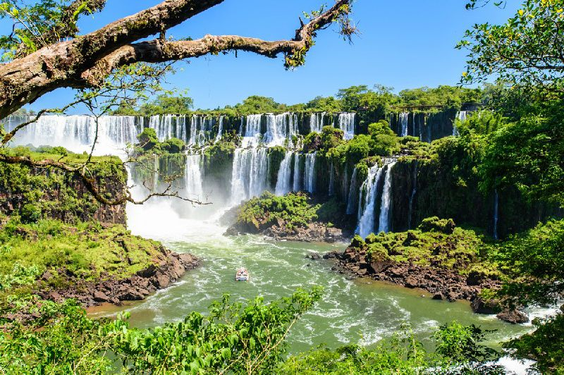 3-Day Iguazu Falls Tours: Puerto Iguazu to Foz do Iguazu
