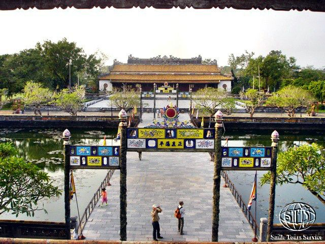 Private Hue City Tour W/ Bike Ride, River Cruise, Cooking Class & Massage