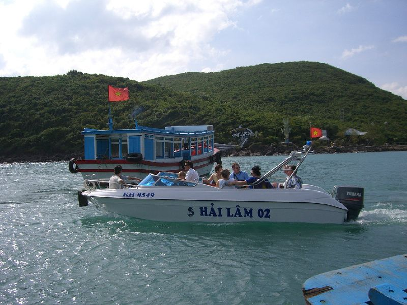 Private Cai River Cruise From Nha Trang