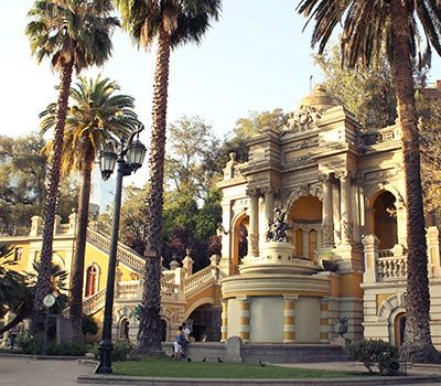 Private Full-Day Santiago Tour W/ Lunch