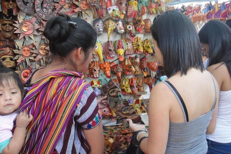 Chichicastenango Market and Lake Atitlan Tour From Guatemala City