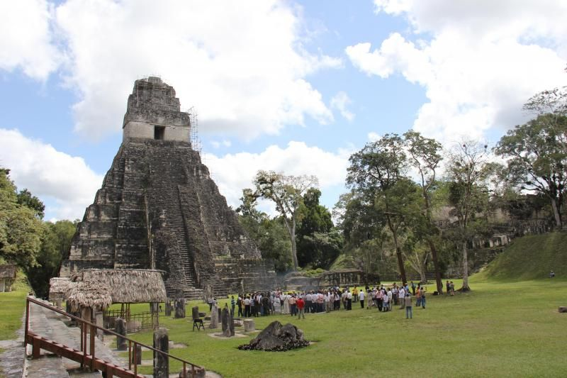 2-Day Mayan Ruins Tikal & Yaxha Tour from Guatemala City