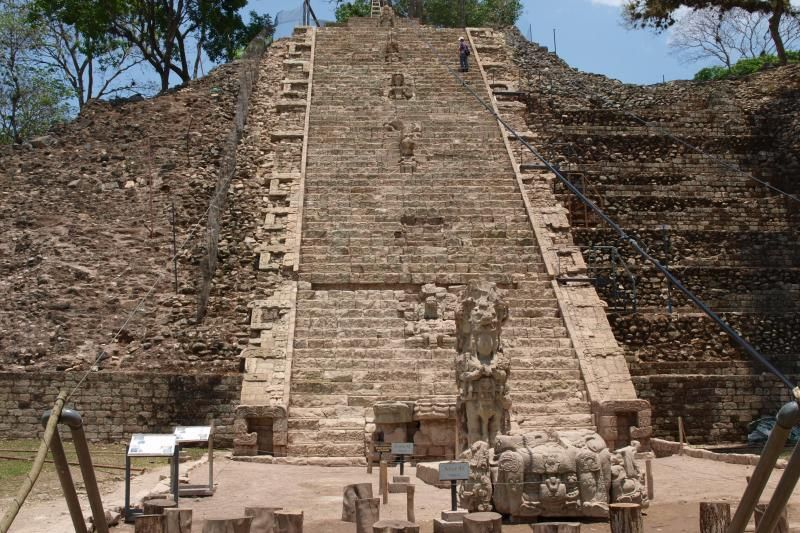 Copan Ruins Tour From Guatemala City